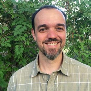 Portrait photo of Xavier Escuté